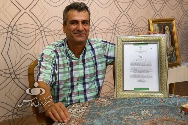 %فاطر24- ماجرای توسل رزمنده ارمنی به امام حسین (ع)