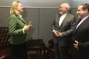 گفتوگوی ظریف با وزرای خارجه اتریش، هلند و الجزایر در نیویورک