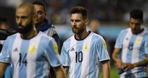 بازماندگان بزرگ از فهرست جدید تیم ملی آرژانتین