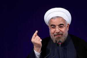 روحانی: پولی که در جیب مردم بود نصف و حتی یک سوم شد! +فیلم