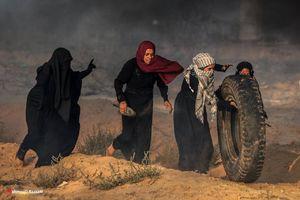شهادت 7فلسطینی در راهپیمایی بازگشت