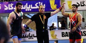 سعید عبدولی مسافر رقابتهای جهانی شد