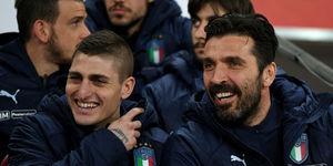 بوفون: فقط یک بازیکن باهوش در ایتالیا وجود دارد!