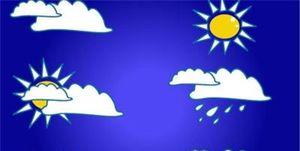 آخرین وضعیت سامانه بارشی در کشور