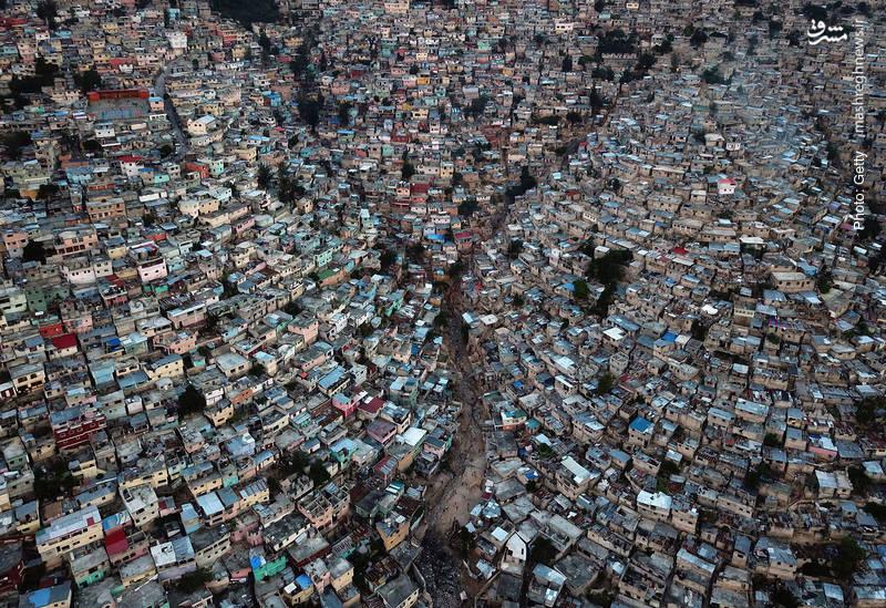 محلهای خاص در پورتو پرنس، پایتخت هاییتی