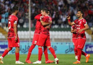 تیم منتخب هفته هشتم لیگ برتر