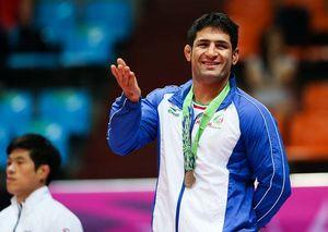 ورزشکار سالاری فقط برای یک مدال!
