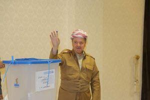 عکس/ انتخابات پارلمانی در اقلیم کردستان عراق