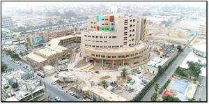 افتتاح بزرگترین بیمارستان کودکان جنوب کشور به مدد «بنیاد علوی»