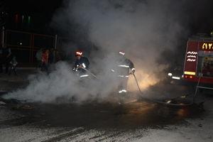 اداره کل ورزش و جوانان خوزستان دچار حریق شد