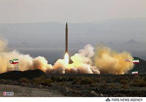 فیلم/ لحظه شلیک موشکهای بالستیک سپاه به مقر تروریستها