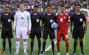 داور جنجالی بازی ایران و عراق را بیشتر بشناسید