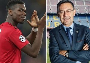 واکنش رئیس بارسلونا به شایعه جذب پوگبا