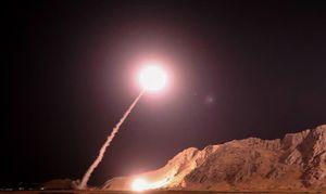 فیلم/ سرگردانی آمریکا از انتقام موشکی سپاه