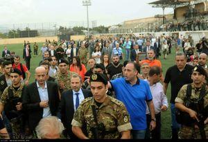 عکس/ نتانیاهو در بیروت هم آدرس غلط داد