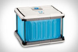 ابداع یک یخچال عجیب؛ بدون برق! +عکس