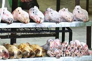 فیلم/ سوسک زنده در یخچال گوشت و مرغ!
