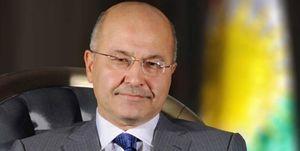 نشست ۳ جانبه الحلبوسی، برهم صالح و عبدالمهدی