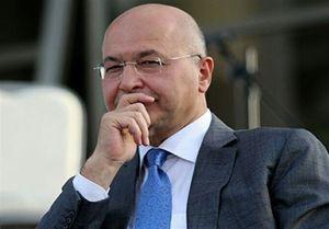 گفتوگوی تلفنی پامپئو و رئیس جمهور عراق