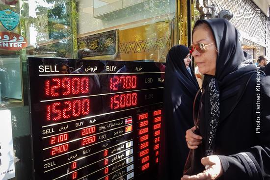 عکس/ هجوم دلارهای خانگی به بازار فردوسی
