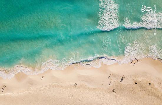 عکس/ سفر به سواحل زیبای کارائیب