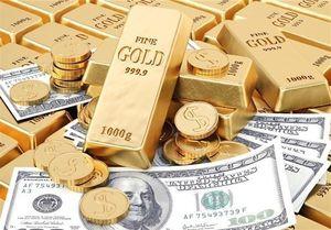 ۳ علت کاهش قیمت طلا و سکه