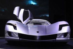 خودرویی که صفر تا صد آن ۲ ثانیه است +عکس
