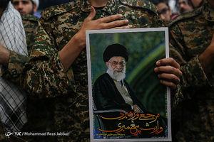فیلم/ توصیف رهبر انقلاب از تشکیلات بسیج