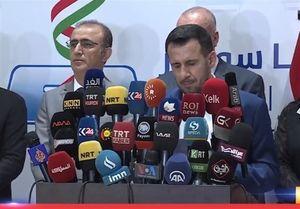 نتایج اولیه انتخابات کردستان عراق اعلام شد
