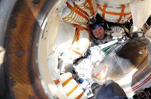 فاکتور 4 میلیاردی روسها برای حمل فضانوردان آمریکایی