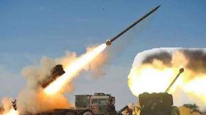 حمله موشکی و توپخانهای یمن به جنوب عربستان