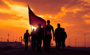 استقبال باشکوه کاربران توئیتر از پیادهروی اربعین +عکس