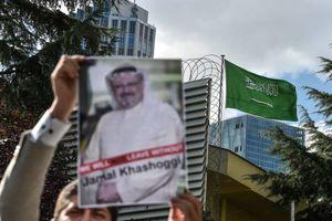 عکس/ تجمع اعتراضی مقابل سفارت عربستان در ترکیه