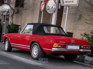 عکس/ عتیقه آلمانی در تهران!