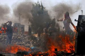 تیراندازی عمدی صهیونیستها به کودکان فلسطینی