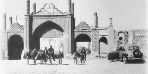 از فراموشی هفت کچلان تا لعنت شاه عباس بر تهران