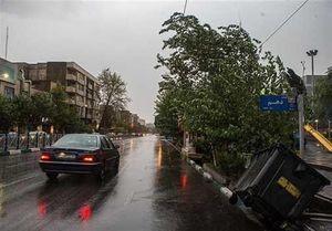 """آغاز وزش """"باد شدید"""" از امروز تا روز دوشنبه در ۱۰ استان کشور"""
