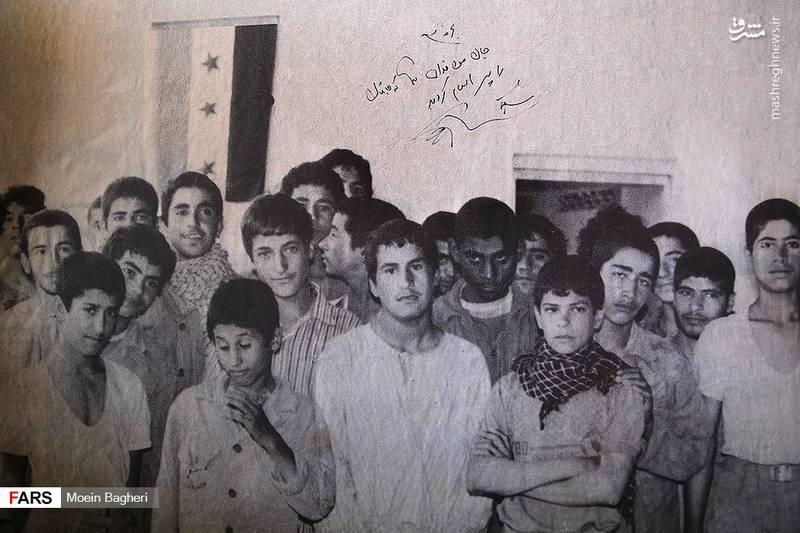 2358376 - حضور حاج قاسم در پشت صحنه «۲۳ نفر»