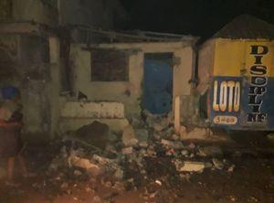 عکس/ زمینلرزه در هائیتی 11 کشته برجا گذاشت
