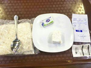 عکس/ صبحانه لاکچری در فرودگاه مهرآباد!