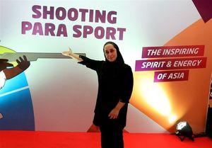 ساره جوانمردی سومین طلای کاروان ایران را کسب کرد