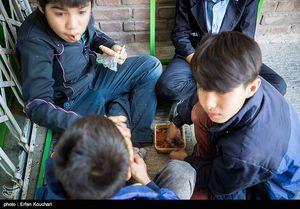 اخراج کودکان کار اتباع از ایران صحت ندارد