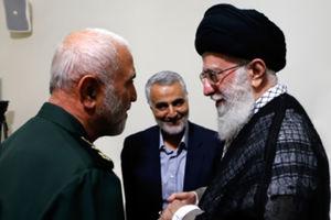 فیلم/ روایت منتشرنشده دیدار رهبرانقلاب، سردارسلیمانی و شهید همدانی