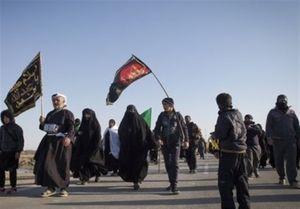 کنایه ناشیانه مسافر دبی به مسافران اربعین