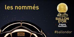 ۳۰ نامزد نهایی جایزه توپ طلا معرفی شدند +عکس و کارنامه