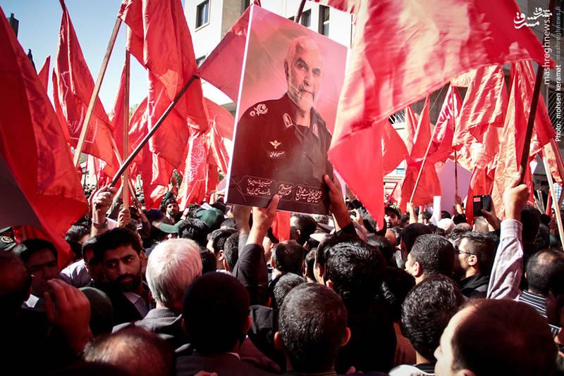 """عکس/ """"حاج حسین""""؛ نابغه جنگهای نامنظم"""