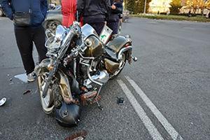 فیلم/ موتورسوار خوششانس گیلانی !