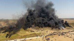 عکس/ جبهه غزه