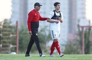 عکس/ تمرین تیم ملی در روز بازگشت سردار آزمون