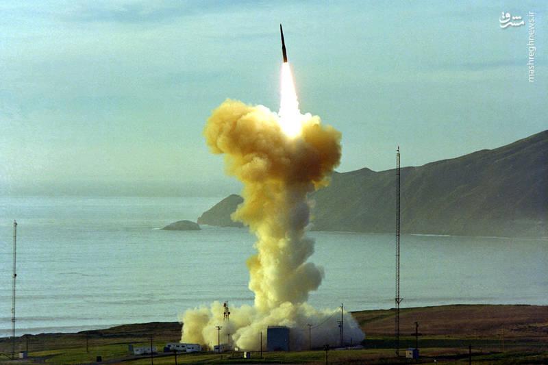 LGM-30 Minuteman موشک قاره پیمای